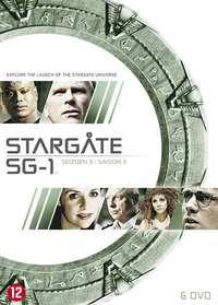 Stargate SG1 - Seizoen 3-DVD