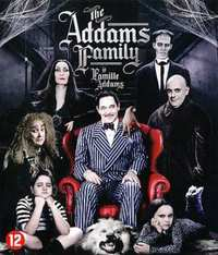 Addams Family-Blu-Ray