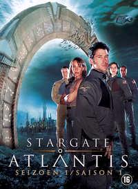 Stargate Atlantis - Seizoen 1-DVD