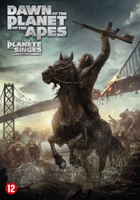 Dawn Of The Planet Of The Apes-DVD