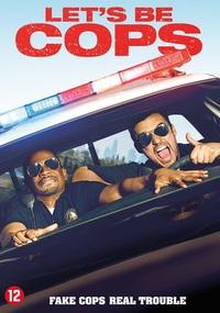Let's Be Cops-DVD