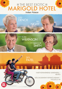 The Best Exotic Marigold Hotel-DVD