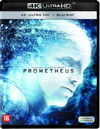 Prometheus (4K Ultra HD En Blu-Ray)-4K Blu-Ray