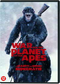 War For The Planet Of The Apes-DVD