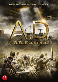 A.D. - The Bible Continues-DVD