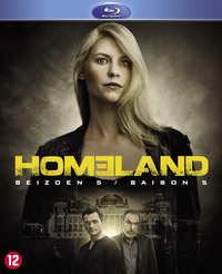 Homeland - Seizoen 5-Blu-Ray