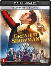 The Greatest Showman (4K Ultra HD + Blu-Ray)-4K Blu-Ray