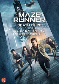 Maze Runner - The Death Cure-DVD