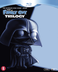Family Guy Trilogy / The Ultimate Star Wars Spoof-Blu-Ray