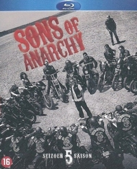 Sons Of Anarchy - Seizoen 5-Blu-Ray