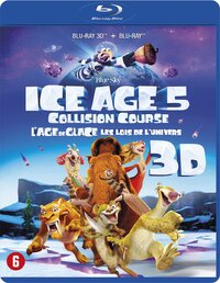 Ice Age 5 - Collision Course (3D En 2D Blu-Ray)-3D Blu-Ray