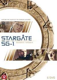 Stargate SG1 - Seizoen 6-DVD