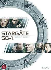 Stargate SG1 - Seizoen 7-DVD