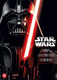 Star Wars Original Trilogy-DVD