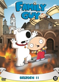 Family Guy - Seizoen 11-DVD