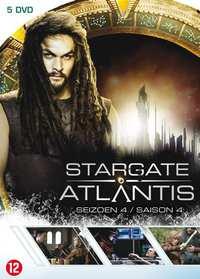 Stargate Atlantis - Seizoen 4-DVD
