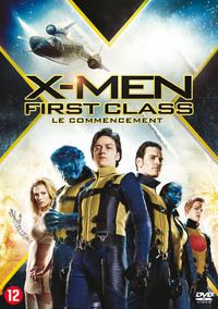 X-Men - First Class-DVD
