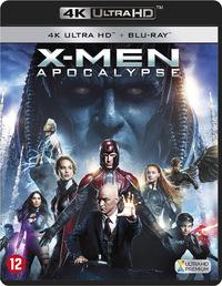 X-Men - Apocalypse (4K Ultra HD + Blu-Ray)-4K Blu-Ray