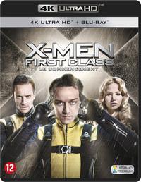 X-Men - First Class (4K Ultra HD + Blu-Ray)-4K Blu-Ray