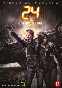 24 - Seizoen 9 Live Another Day-DVD