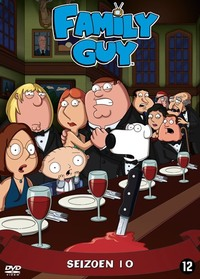 Family Guy - Seizoen 10-DVD