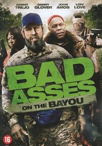 Bad Asses On The Bayou-DVD
