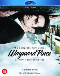 Wayward Pines - De Complete Mini Serie-Blu-Ray