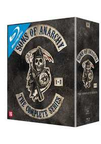 Sons Of Anarchy - The Complete Series 1-7-Blu-Ray