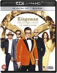 Kingsman: The Golden Circle (4K Ultra HD En Blu-Ray)-4K Blu-Ray