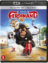 Ferdinand-4K Blu-Ray