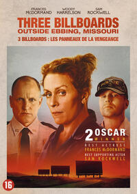 Three Billboards Outside Ebbing Missouri-DVD