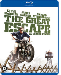 The Great Escape-Blu-Ray