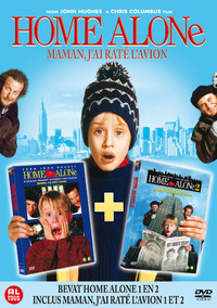 Home Alone 1 & 2-DVD