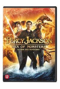 Percy Jackson: Sea Monsters-DVD