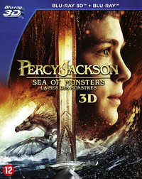 Percy Jackson: Sea Monsters 3D+2D-Blu-Ray