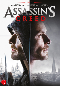 Assassin's Creed-DVD