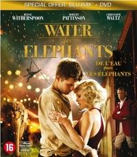 Water For Elephants-Blu-Ray