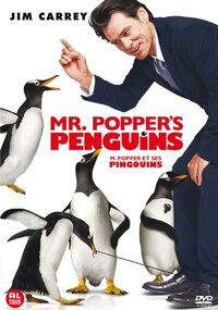 Mr. Popper's Penguins-DVD