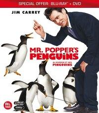 Mr. Popper's Penguins-Blu-Ray