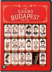 The Grand Budapest Hotel-DVD