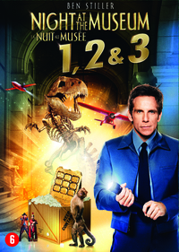 Night At The Museum 1-3-DVD