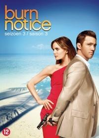 Burn Notice - Seizoen 3-DVD