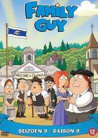 Family Guy - Seizoen 9-DVD