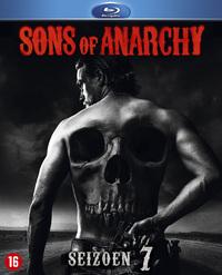 Sons Of Anarchy - Seizoen 7-Blu-Ray