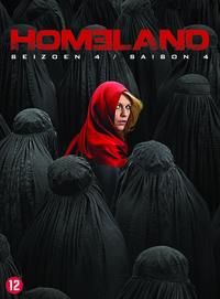 Homeland - Seizoen 4-DVD