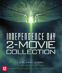 Independence Day 1&2-Blu-Ray