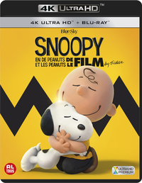 Snoopy & Charlie Brown: De Peanuts Film (4K Ultra HD + Blu-Ray)-4K Blu-Ray