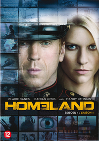 Homeland - Seizoen 1-DVD