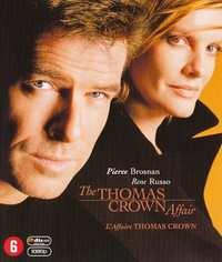 Thomas Crown Affair (1999)-Blu-Ray