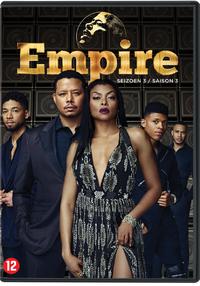 Empire - Seizoen 3-DVD